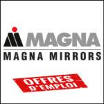Magna Mirrors Morocco recrute Offres d'emploi